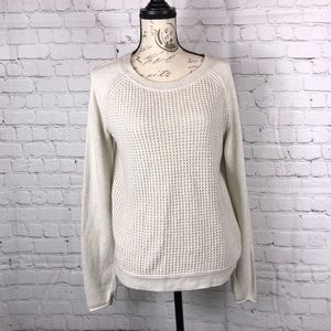J. Crew Ribbed Knit Sweater